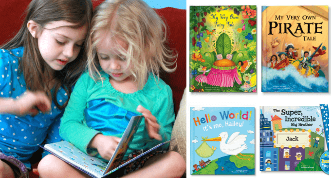 Personalized Childrens Books by I See Me