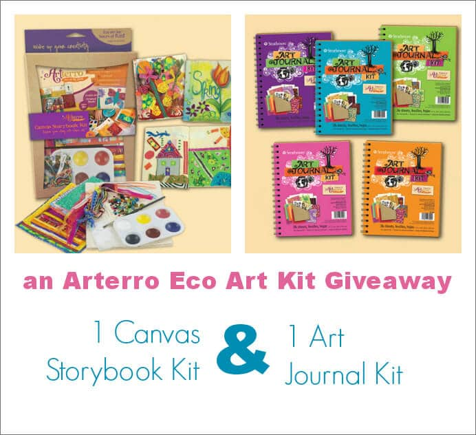 Artterro Eco Art Kit Giveaway