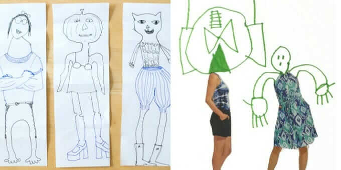 75+ Creative Drawing Ideas for Kids that are FUN & Foster ... Drawing Ideas For Beginners Kids