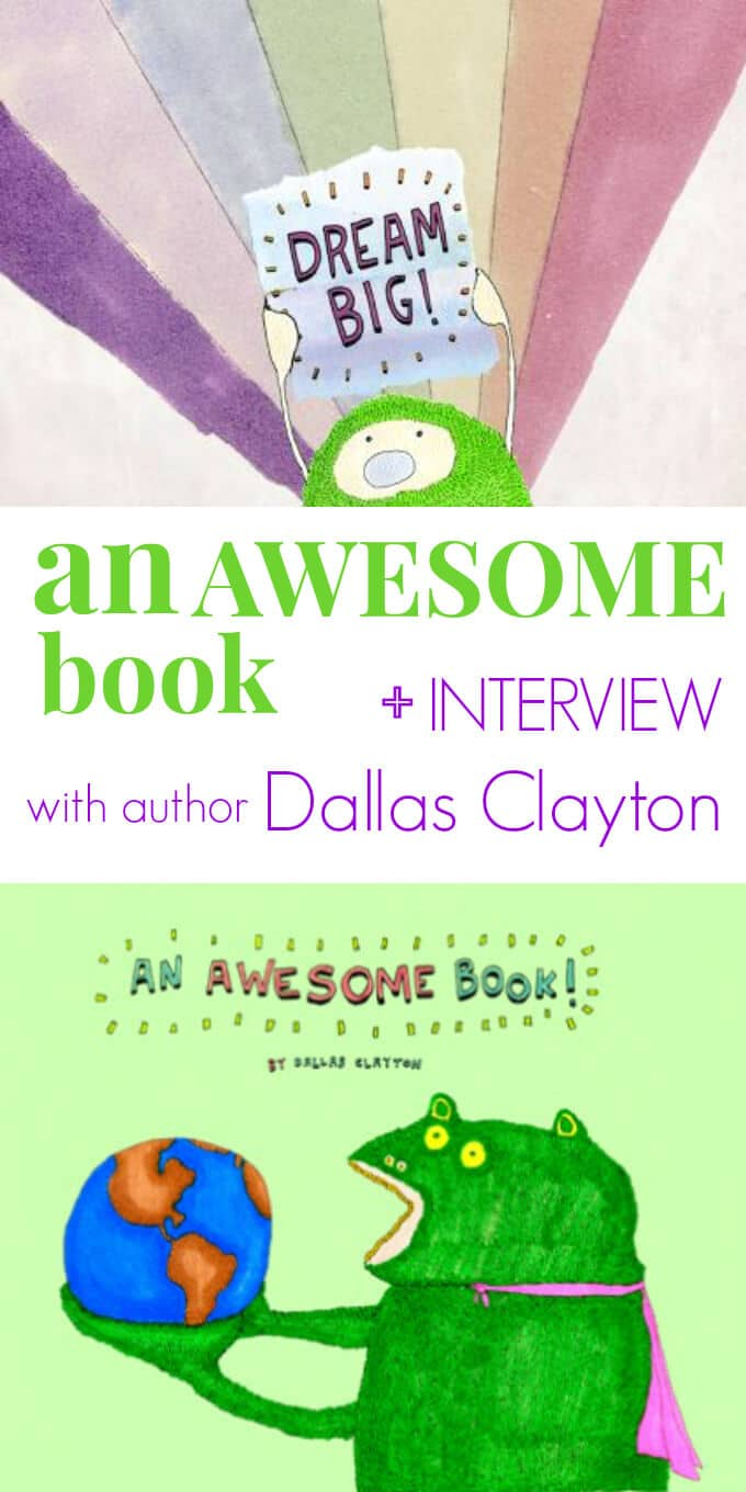 An Awesome Book for Kids by Dallas Clayton