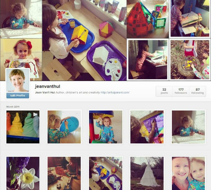 The Artful Parent on Instagram - Photos and Videos