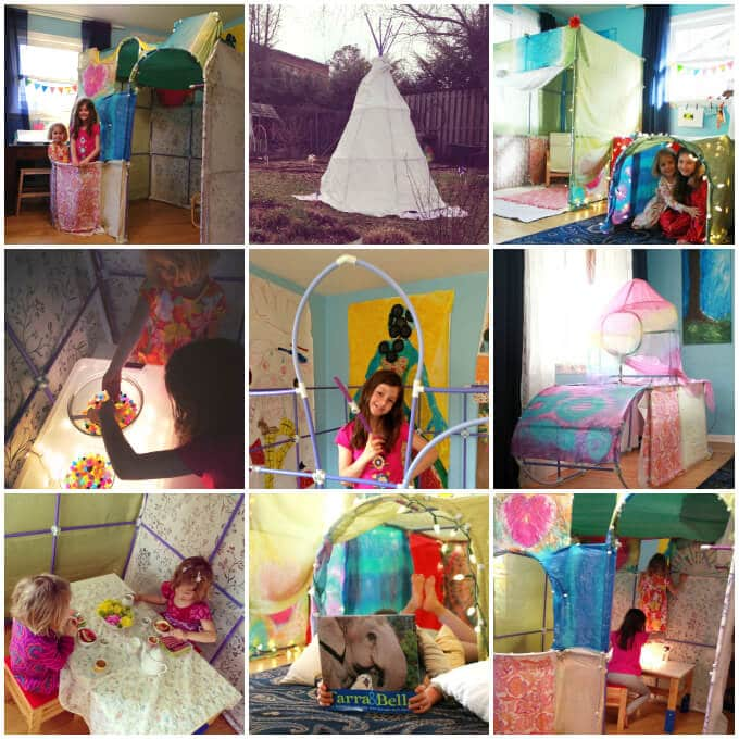 Fort Magic Fort Kit for Kids Artful Parent