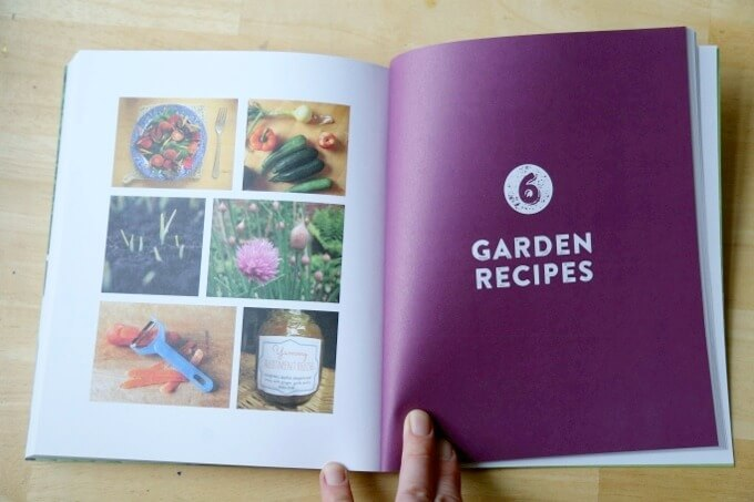 The Garden Classroom - Garden Recipes