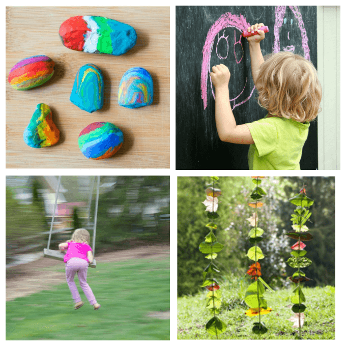 11 Ways to Have a More Creative Summer with Kids