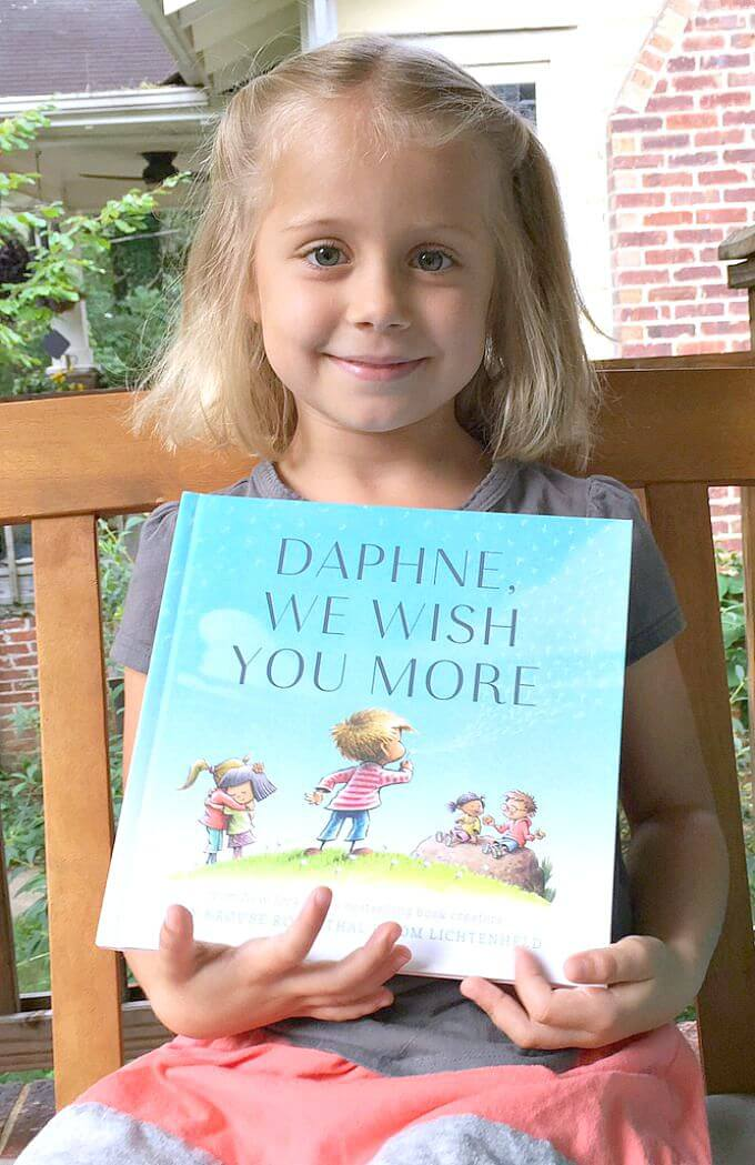 Daphne We Wish You More