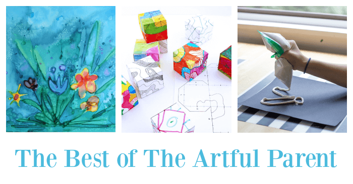 The Artful Parent Best Posts of 2015