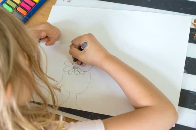 Observational Drawing for Young Kids