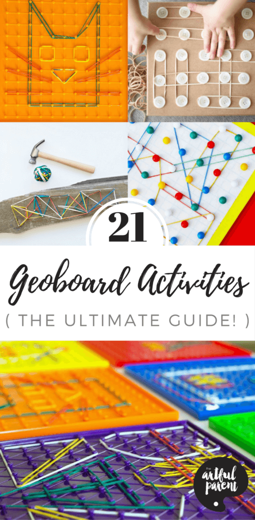 21 Geoboard Activities and Ideas - The Ultimate Guide for Kids