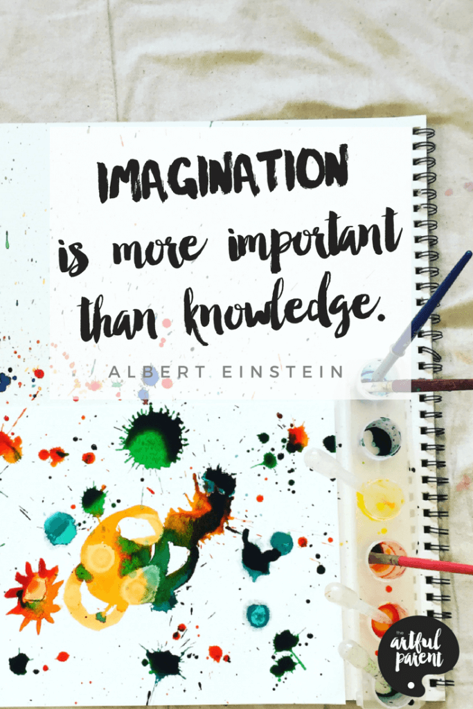 Imagination Quote by Albert Einstein