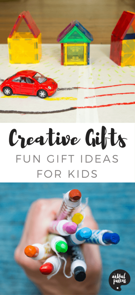 Creative Gift Ideas for Kids