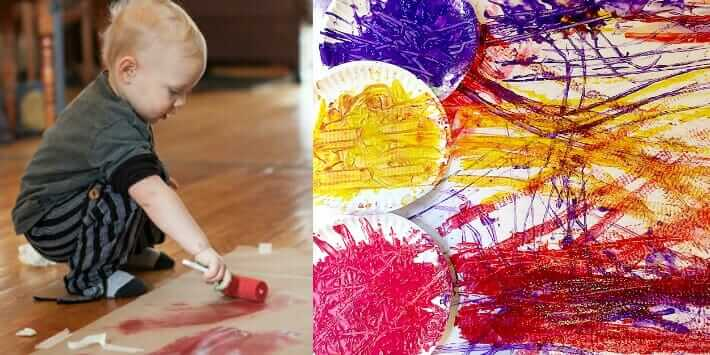 Starting a Toddler Art Group