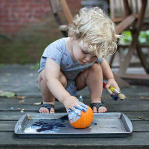 Diving Into A Toddler Art Group