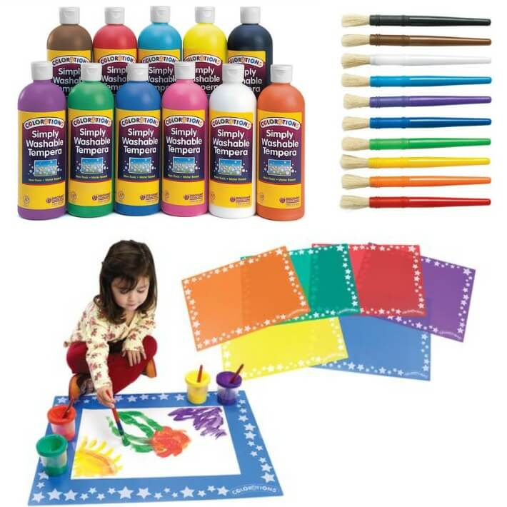 Kids Art Supplies by Discount School Supply Square