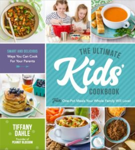 The Ultimate Kids Cookbook Cover